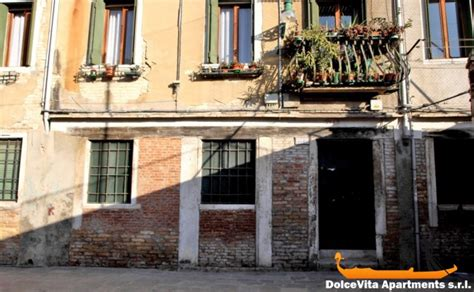 appartments in venice venice apartment for 4 people with air conditioning