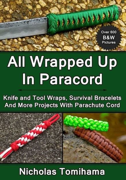 The Backyard Bowyer All Wrapped Up In Paracord Knife And Tool Wraps Survival