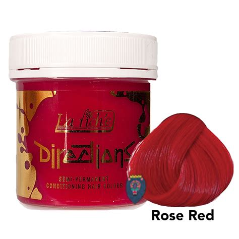 directions semi permanent hair colour directions la riche semi permanent hair dye colour
