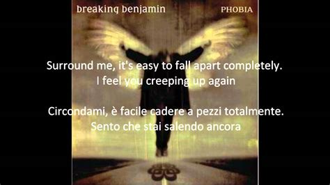 traduzione testo in the end breaking benjamin until the end testo traduzione ita