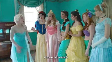 film izle elsa ve anna la reine des neiges anna elsa frozen cosplay vid 233 o