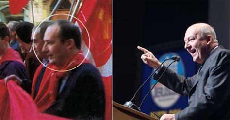 Era Sinistra The Shadow i politici come non li avete mai visti quando il neo