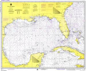 florida water depth map gulf of mexico depth chart book covers