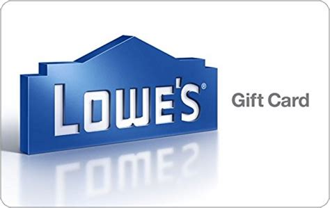 Lowes Amazon Gift Card - amazon com lowe s gift cards configuration asin e mail delivery gift cards
