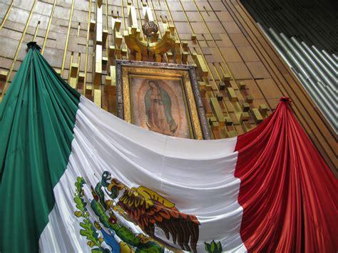 imagenes virgen de guadalupe mexico imagen de la virgen de guadalupe basilica mexico df flickr
