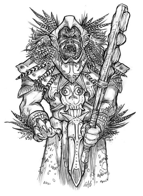 Aztec Tattoos And Designs Page 2 Aztec Warrior Tattoos Drawings