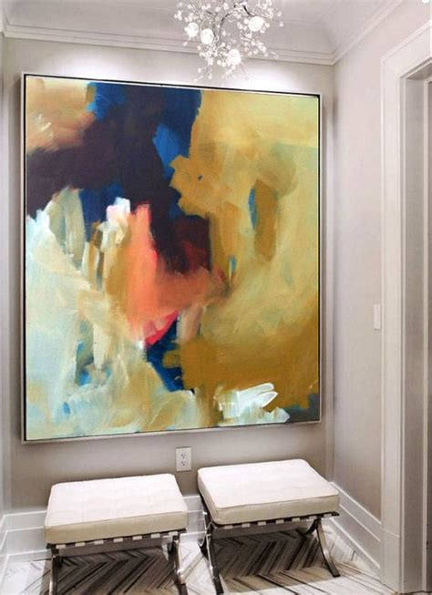 large acrylic painting ideas 25 gorgeous abstract ideas on diy