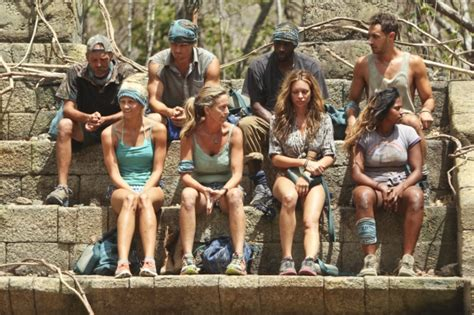 who went home on survivor 2014 last week 5