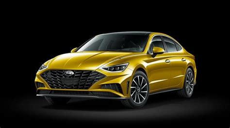2020 Hyundai Sonata Yellow by Color Options For The 2020 Hyundai Sonata
