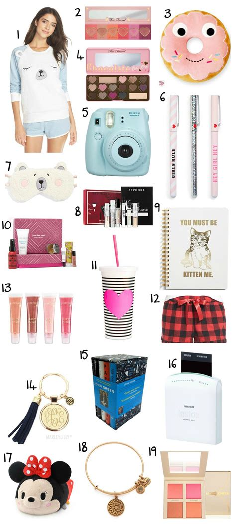 christmas list ideas for 18 year old girls this post features 30 of the best gift ideas for the ultimate