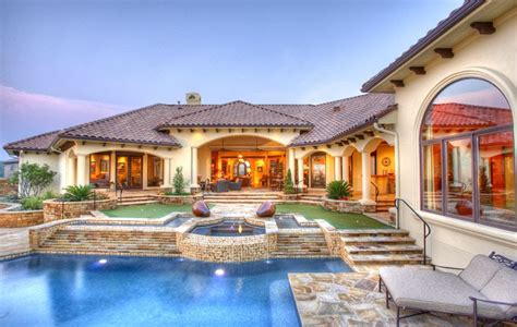 luxury home plans with pools one story luxury home gallery joy studio design gallery