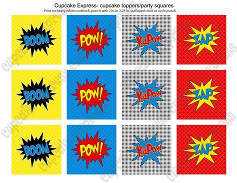 printable heroes download instant download diy super hero birthday printable party