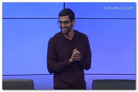 General Electric Mba Salary by Sundar Pichai Net Worth Salary Wiki Age Height