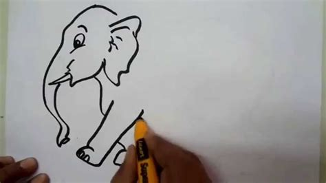 Drawing 1 Class by How To Draw An Elephant