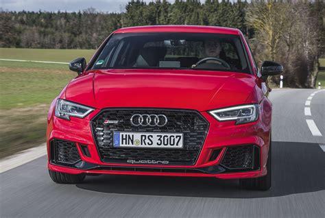 Audi Rs3 Motor Talk audi rs3 limousine 8v facelift 2017 erster test motor