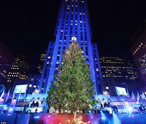 arbol de navidad nueva york destino infinito