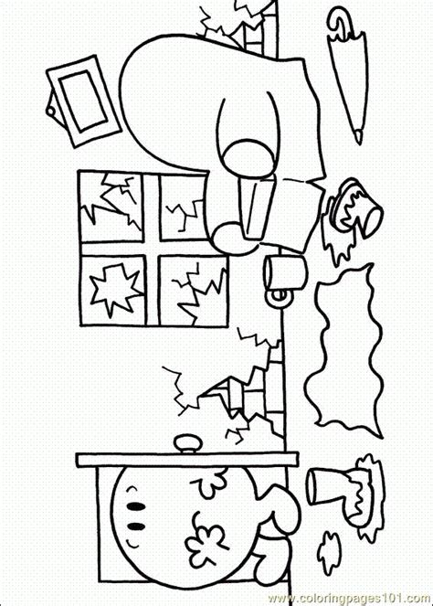 coloring pages mr printable free coloring pages of mr men characters