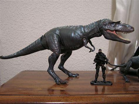3d Genethics Kingkong walking with dinosaurs 3d gorgosaurus toys walking with
