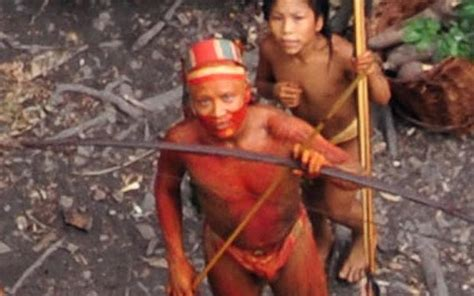 amazon tribe lost tribes we haven t eaten anyone for years