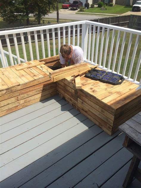 diy outdoor sectional sofa diy pallet sectional for outdoor furniture like the yogurt