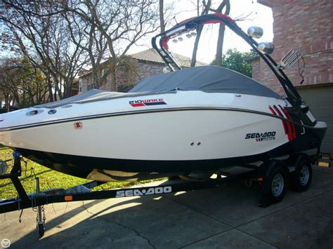 sea doo boats for sale in texas united states boats - Wake Boat For Sale In Texas