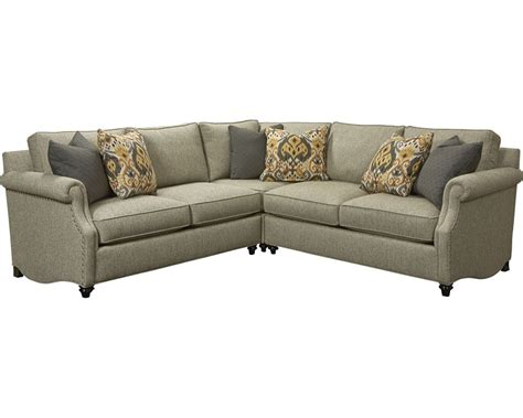 custom sectional ancil sectional custom thomasville furniture