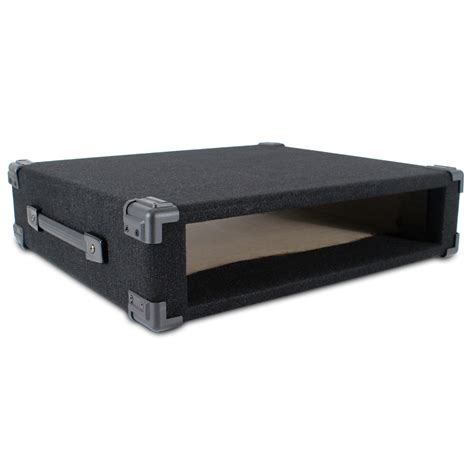 Portable Rack Mount by Ekho Pa Dj Disco Power Lifier 2u 19 Quot Protective Rack Mount Portable Ebay