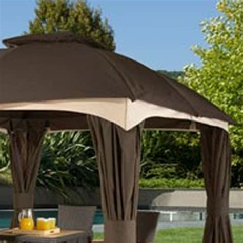 Patio Gazebo Costco Costco Swing Replacement Canopy 2017 2018 Best Cars Reviews