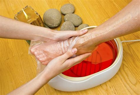 Parafin Skin Warm Wax paraffin wax treatment for livestrong