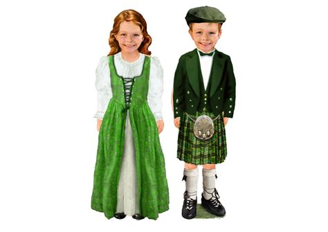 Wedding Attire In Ireland by Traditional Dress Of