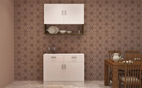Modern Country Kitchen Design 5 Must Have Crockery Unit Designs For Every Home Homelane