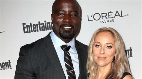 mike colter and family mike colter family photos wife age height net worth