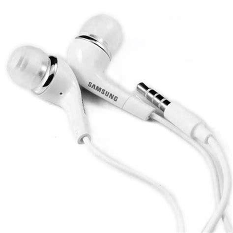 Samsung Stereo Headset Original Gh59 11720a Ori Earphone Samsung Samsung Stereo Headset Original Gh59 11720a White