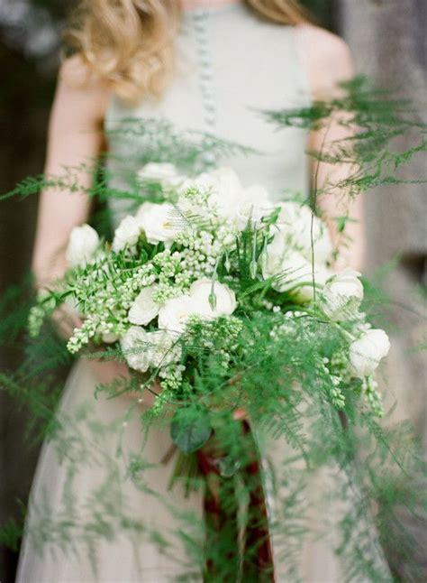 Wedding Bouquet Ferns by Wispy Fern Bouquet Via Wedding Sparrow Http