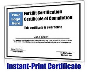 forklift operator license template pictures to pin on