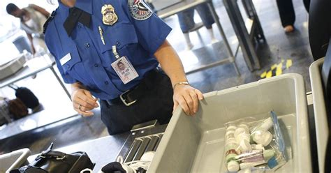 Breaking News Tsa Eases Restrictions On Liquids Gels Creams In Luggage 2 by Dangerous Or Harmless New Technology Could Alter Airport