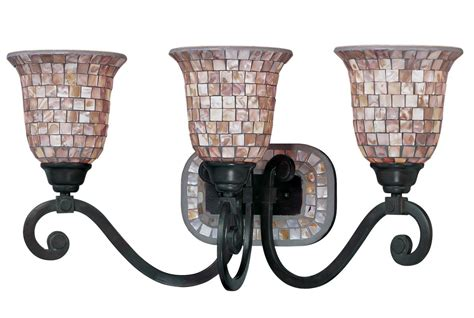 Wrought Iron Vanity Lights Classic Lighting 71143 Orb Rubbed Bronze 12 Quot Wrought Iron 3 Light Vanity From The Pearl