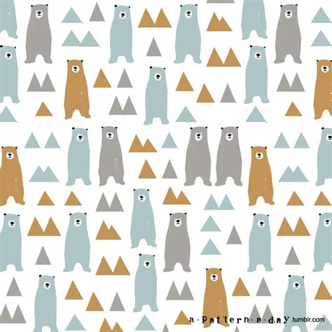 pattern design tumblr http a pattern a day tumblr com post 107717428230 cute