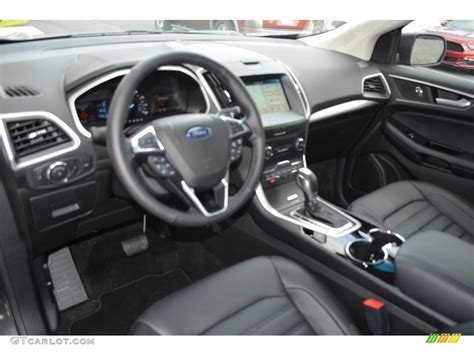 Ford Edge Interior Colors by 2016 Magnetic Ford Edge Sel 111280511 Photo 7 Gtcarlot Car Color Galleries