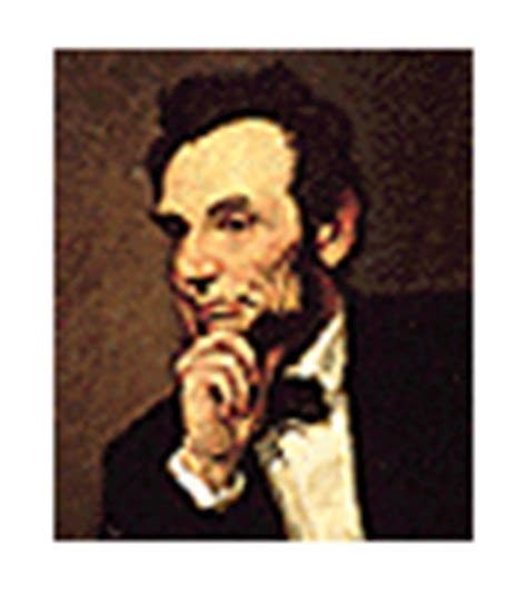 abraham lincoln biography bullet points the death of the president