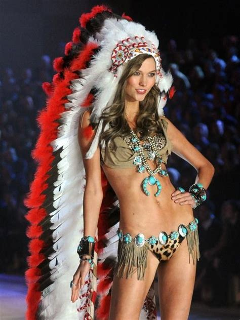 Get Bootylicious At Victorias Secret by Getting Wings Karlie Kloss Becomes Official