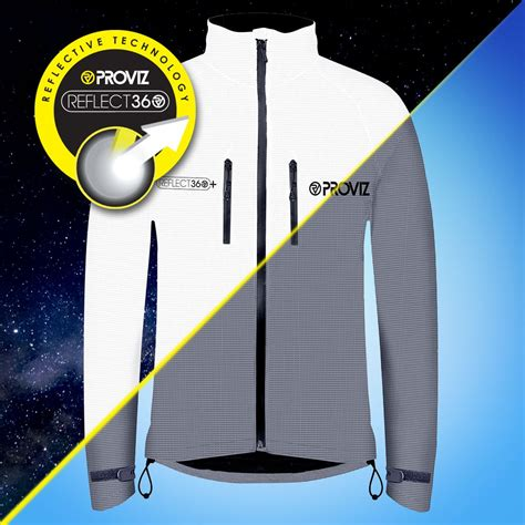 best mens cycling jacket reflect360 plus s cycling jacket best reflective jacket