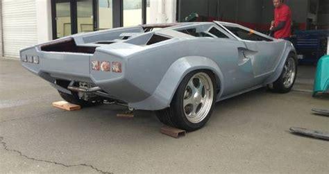 used lamborghini for sale 50 000 r 233 plica lamborghini countach con motor v8 de corvette