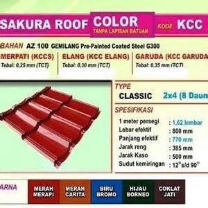 Atap Multiroof Di Surabaya 0812 3159 8187 jual genteng metal roof di surabaya