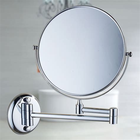 telescoping bathroom mirror folding bathroom wall mirror bathroom mirrors and wall