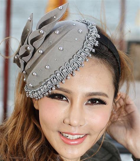 Wedding Hair Accessories Suppliers by Popular Felt Fascinators Buy Cheap Felt Fascinators Lots