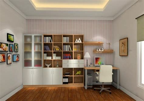 home study design tips study room feature wall ideas 3d house