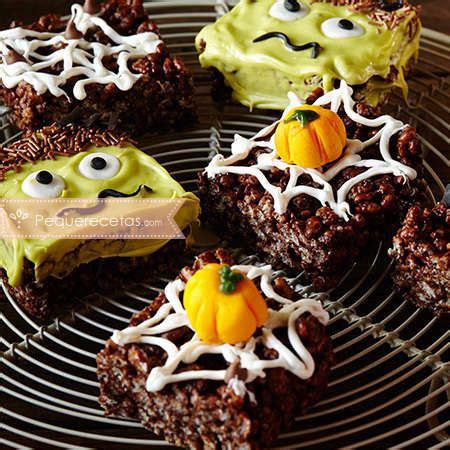 Imagenes Recetas Halloween | 8 recetas f 225 ciles para halloween pequerecetas
