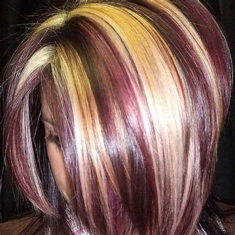Hair Color Pics Highlights Multi |