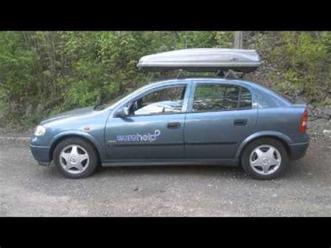 Kamei Dachbox Lackieren by Opel Astra G Bagażnik Box Dachowy Taurus X T2 450 195 Cm